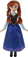 Frozen Muñeca Clásica Anna, Disney Princesas