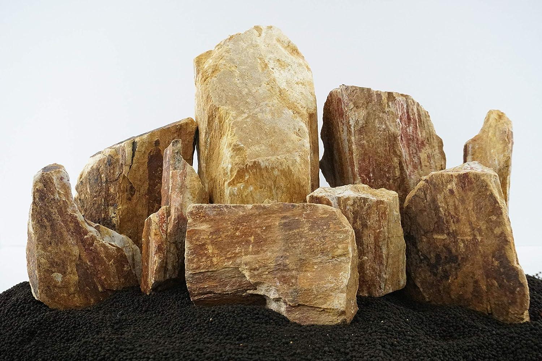 Lifegard Aquatics 25G-Klondike Klondike Petrified Stone 25G Rock Kit