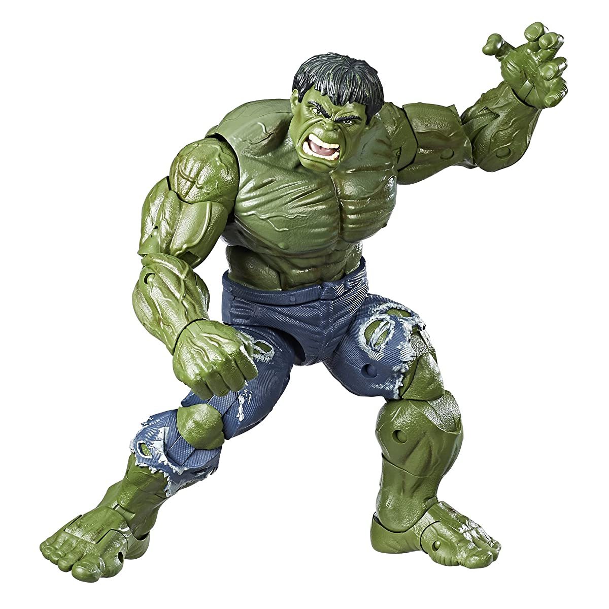 Avengers Marvel Legends Series Hulk, 14.5-inch