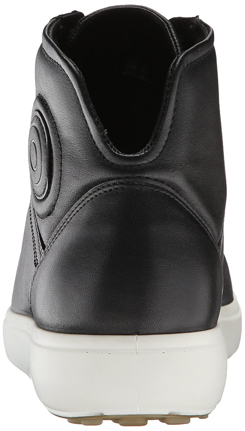 ECCO B00RC7QV66 Womens Soft VII High-Top Fashion Sneaker B00RC7QV66 ECCO 38 EU/7-7.5 M US|Black d94151