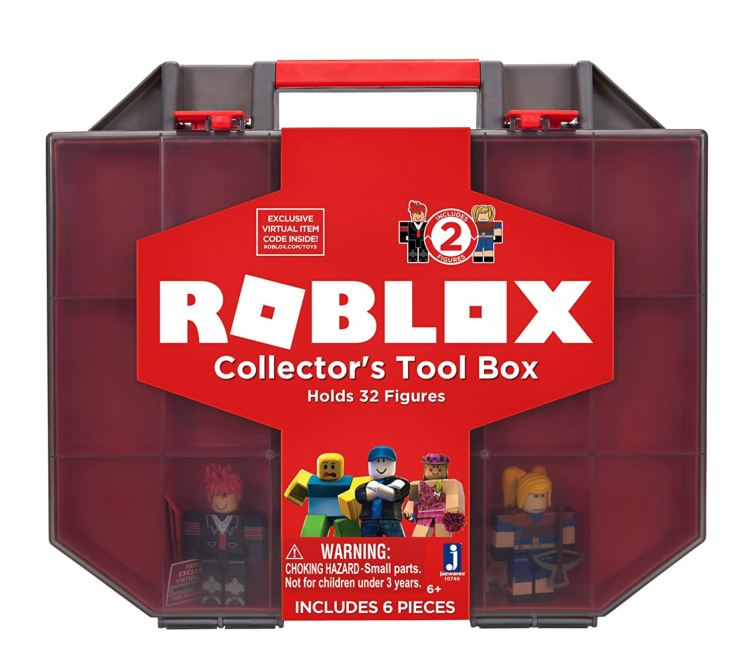 Roblox - Collector's Tool Box Jazwares - Import us toys JAZG7 10740