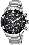 [プロスペックス]PROSPEX 腕時計 PROSPEX ソーラークロノダイバーズ 200m空気潜水用防水 SBDL047 メンズ