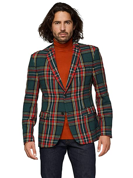 Amazon.com: Blazers de lujo para hombre de Opposuits ...