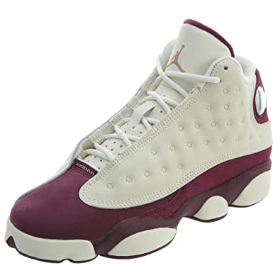 a996547053b Jordan Air Retro 13 Kids GG MetallicRed/Bronze 439358-112 (Size: 4.5