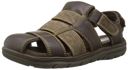 ffb06e5f30a4 Skechers USA Men s Olvero Fisherman Sandal