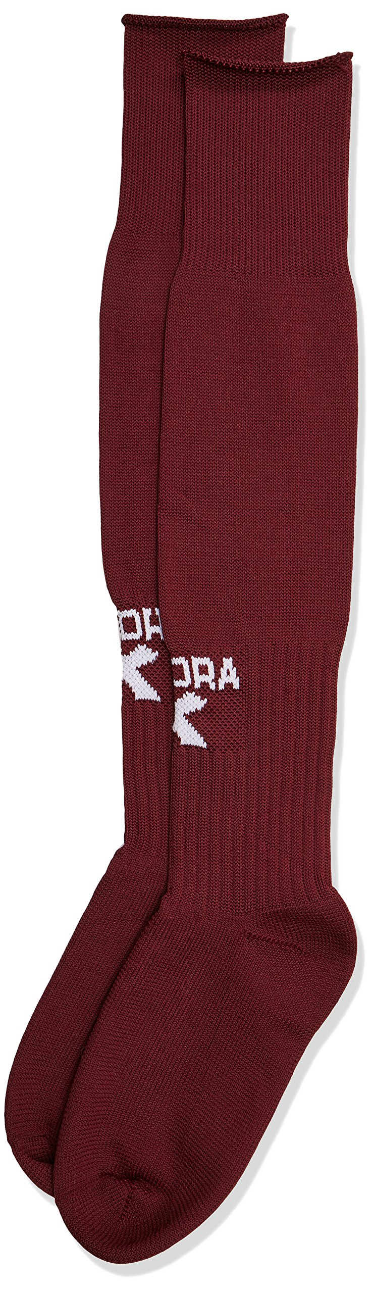 Diadora Squadra Soccer Socks, Small, Maroon by Diadora