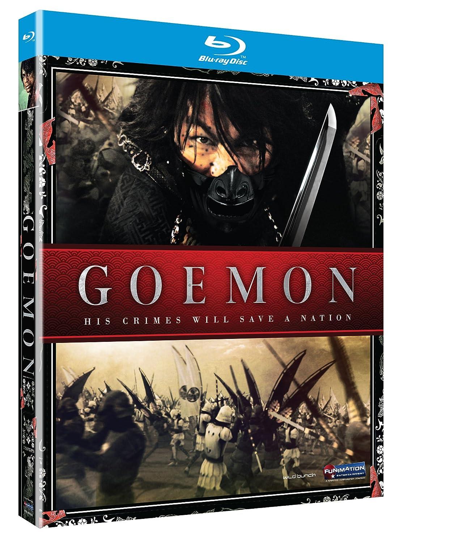 Goemon: Live Action Movie Edizione: Stati Uniti USA Blu-ray ...