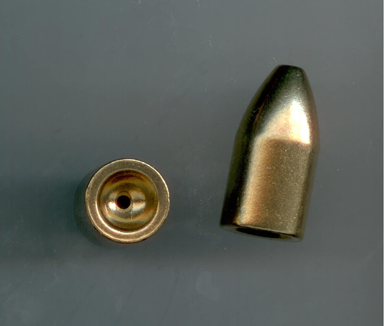 正規通販 3/ 4oz真鍮Bullet Sinkers , S 10/ per pack by per S & J 'sタックルボックス B00IP3E0OQ, バリ雑貨アジアンインテリアストア:b69f730b --- cliente.opweb0005.servidorwebfacil.com