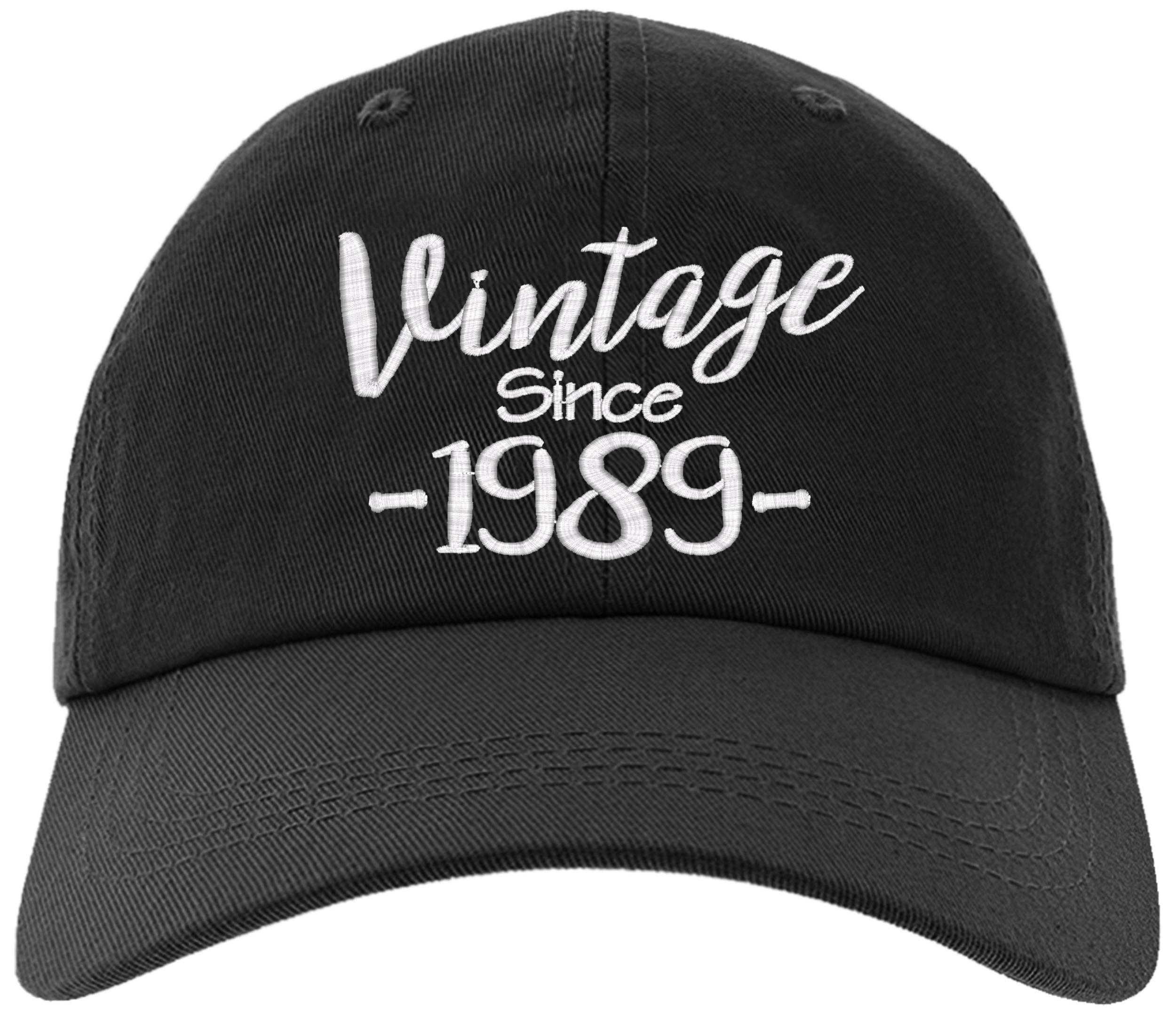 bcff9234e Cap 1989-30th Birthday Gift, Vintage Aged to be Perfected Since ...