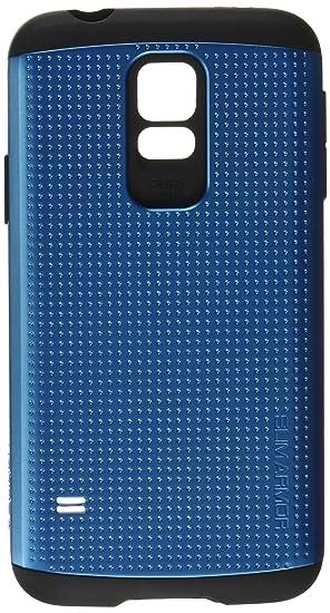 sports shoes 3eb2d 25721 Galaxy S5 Case, Spigen Slim Armor Case for Galaxy S5 - Electric Blue  (SGP10753)