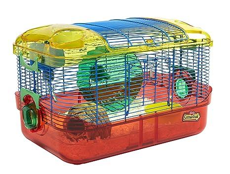amazon com kaytee critter trail starter habitat complete kit pet