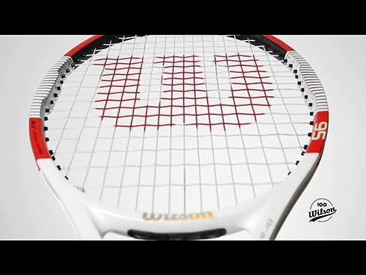 Amazon.com : Wilson Pro Staff 95 Tennis Racquet, 4.375 : Tennis Rackets : Sports & Outdoors