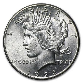 20 1922-1925 Peace Dollar Roll //// Gem BU++ //// 90/% Silver //// 20 Coins