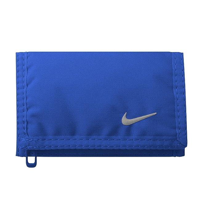 Nike Basic Wallet Portefeuille, Black/White, Taille Unique