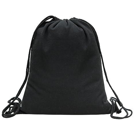 4fc091269d Sacca sport di stoffa, sacchetto ginnastica, zaino, borsa a spalla,  shopping,