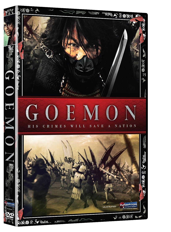 Goemon: Live Action Movie [Reino Unido] [DVD]: Amazon.es ...