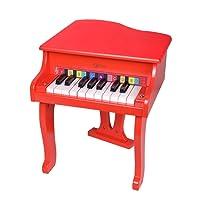 Piano de estrella roja clásica del mundo