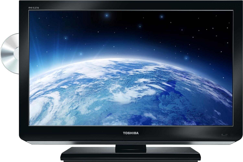Toshiba 26 DL 833G, Televisión combo con DVD, HD Ready, Pantalla LED 26 pulgadas: Amazon.es: Electrónica