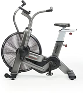assault airbike elite grey