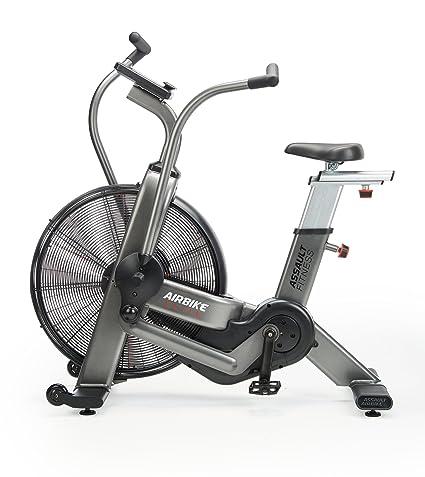 amazon com assault airbike elite, grey sports \u0026 outdoorsAirbike #1