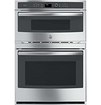 GE 30 Inch Microwave Wall Oven Combo