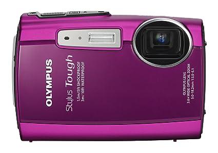 amazon com olympus stylus tough 3000 12 mp digital camera with 3 6 rh amazon com