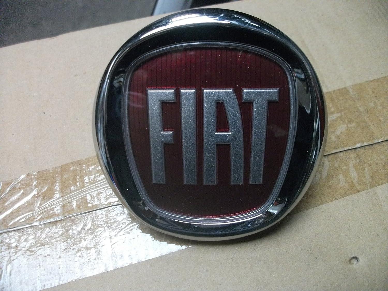 Original Fiat Grande Punto Modellzeichen Emblem hinten Firmenlogo 735450638