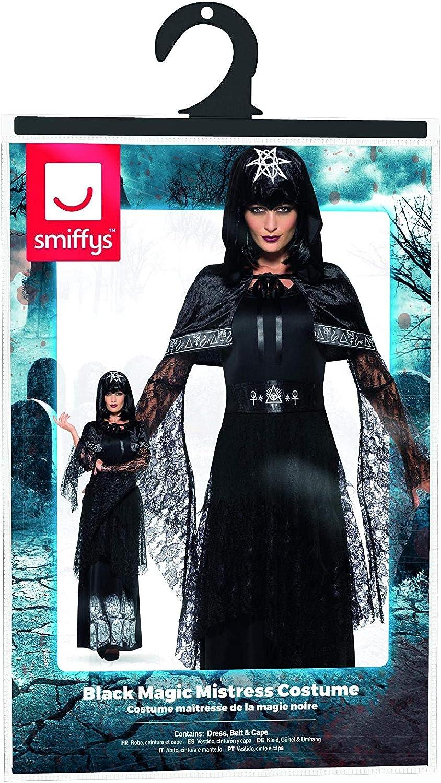 Black Magic Mistress Costume Smiffys Fancy Dress Costume