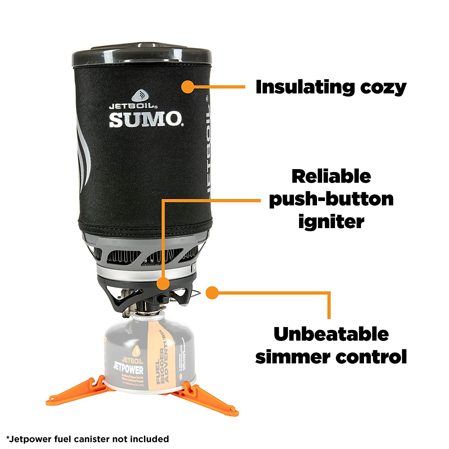 Jetboil Sumo Camping Stove