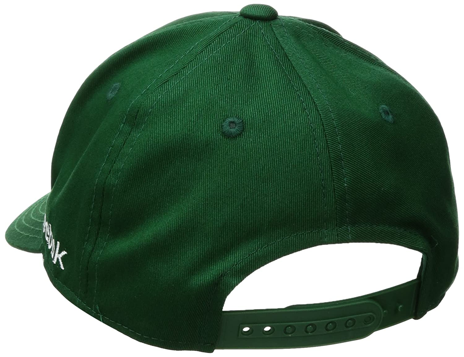 Green NHL Minnesota Wild Womens SP17 Sequenced Structured Adjustable Cap One Size