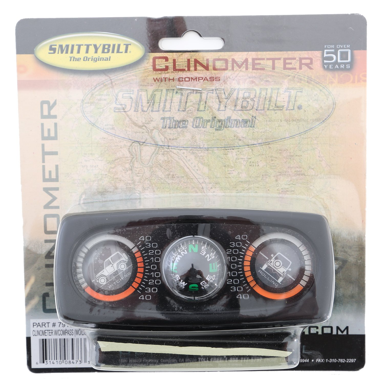 Jeep Wrangler Incline Indicator Jk Graphic Clinometer T Pillar Gauge Pod Quadratec Diver Down Neoprene Seat Covers Unlimited 01 06