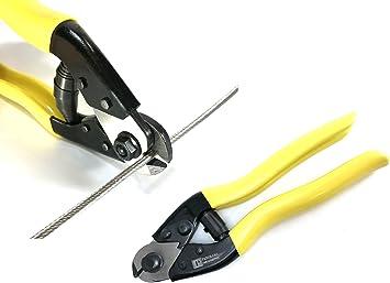 Panorama C8 - Cortador de cable de acero inoxidable para cable de ...