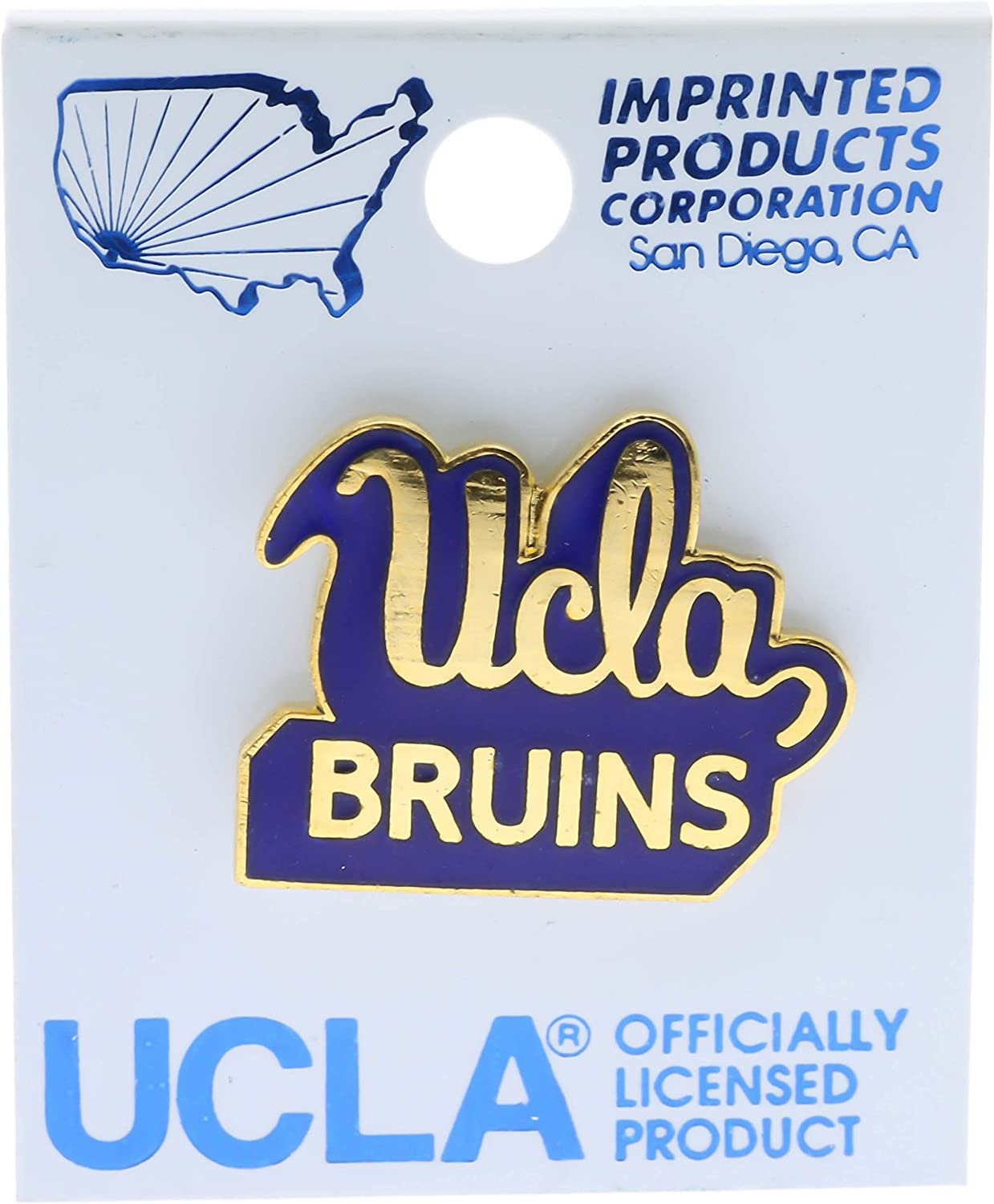 UCLA Bruins Hat or Lapel Pin AK705