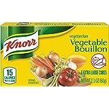Knorr Bouillon Bouillon Cubes, Vegetable 2.1 oz, 6 Cubes