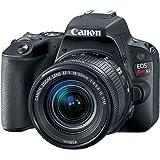 Canon EOS Rebel SL2 with 18-55mm Digital SLR Camera Kit 2249C002 (Renewed)