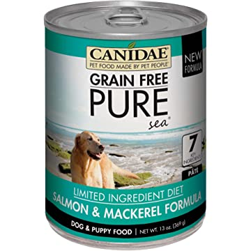top best Canidae Pure
