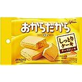 江崎グリコ おからだから(チーズケーキ) 2個