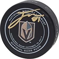 $59 » Jonathan Marchessault Vegas Golden Knights Autographed October 10, 2017 Inaugural Opening Night Official Game Puck - Fanatics Authentic…