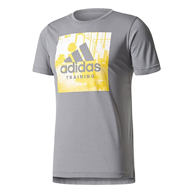8d46c4e3cb6cf Adidas Playera Adidas Freelift Logo Playera para Hombre  Amazon.com ...