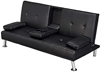 Miraculous Cinema Sofa Bed Chrome Black Two Seats Amazon Co Uk Squirreltailoven Fun Painted Chair Ideas Images Squirreltailovenorg