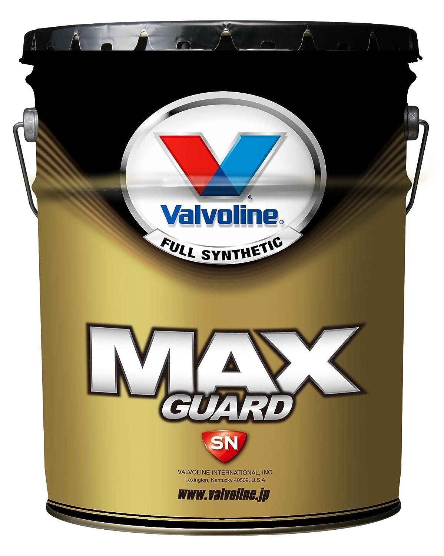 Valvoline エンジンオイル MAXGUARD 5W40 SN/CF 化学合成油 20L B00G0PD9X4