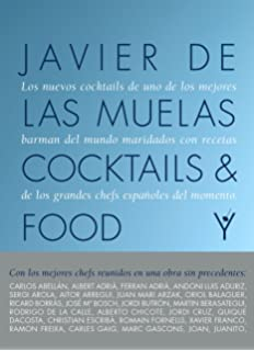 Cocktails and Food: Los nuevos cocktails de uno de los mejores bartenders del mundo marinados