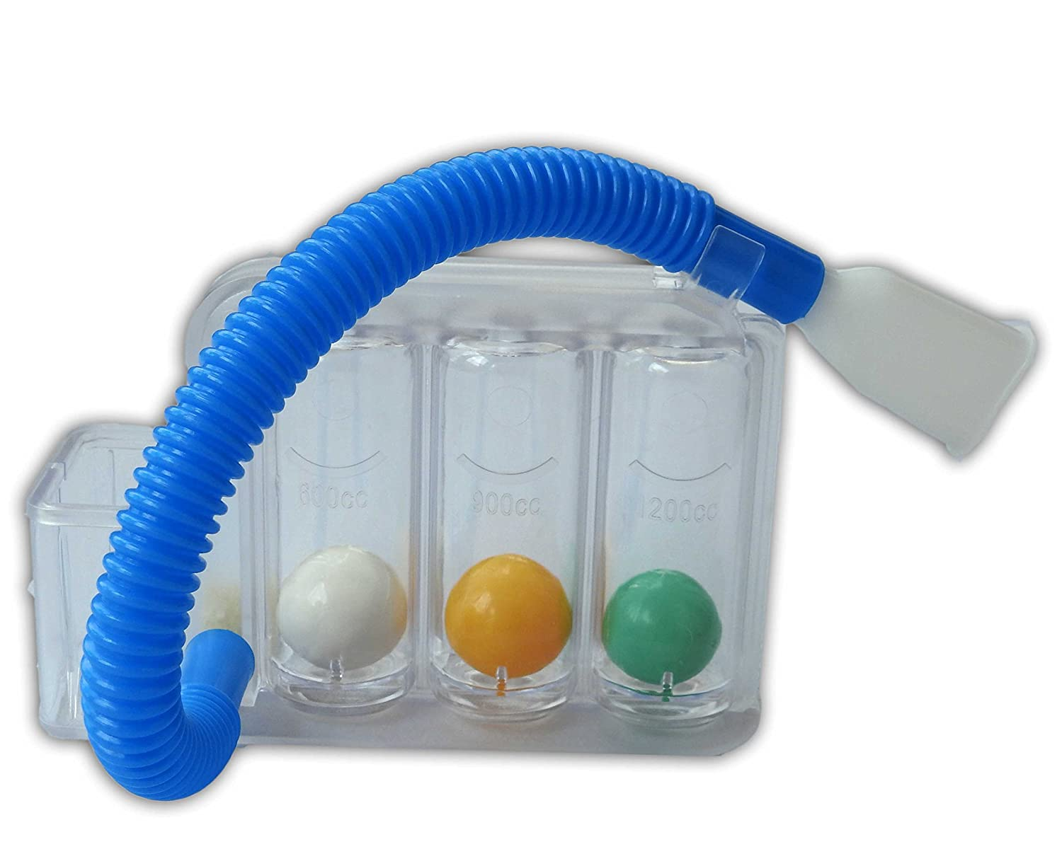 Mini wright amazon health personal care 3 ball breathing lung exerciser 3 ball incentive spirometer nvjuhfo Choice Image