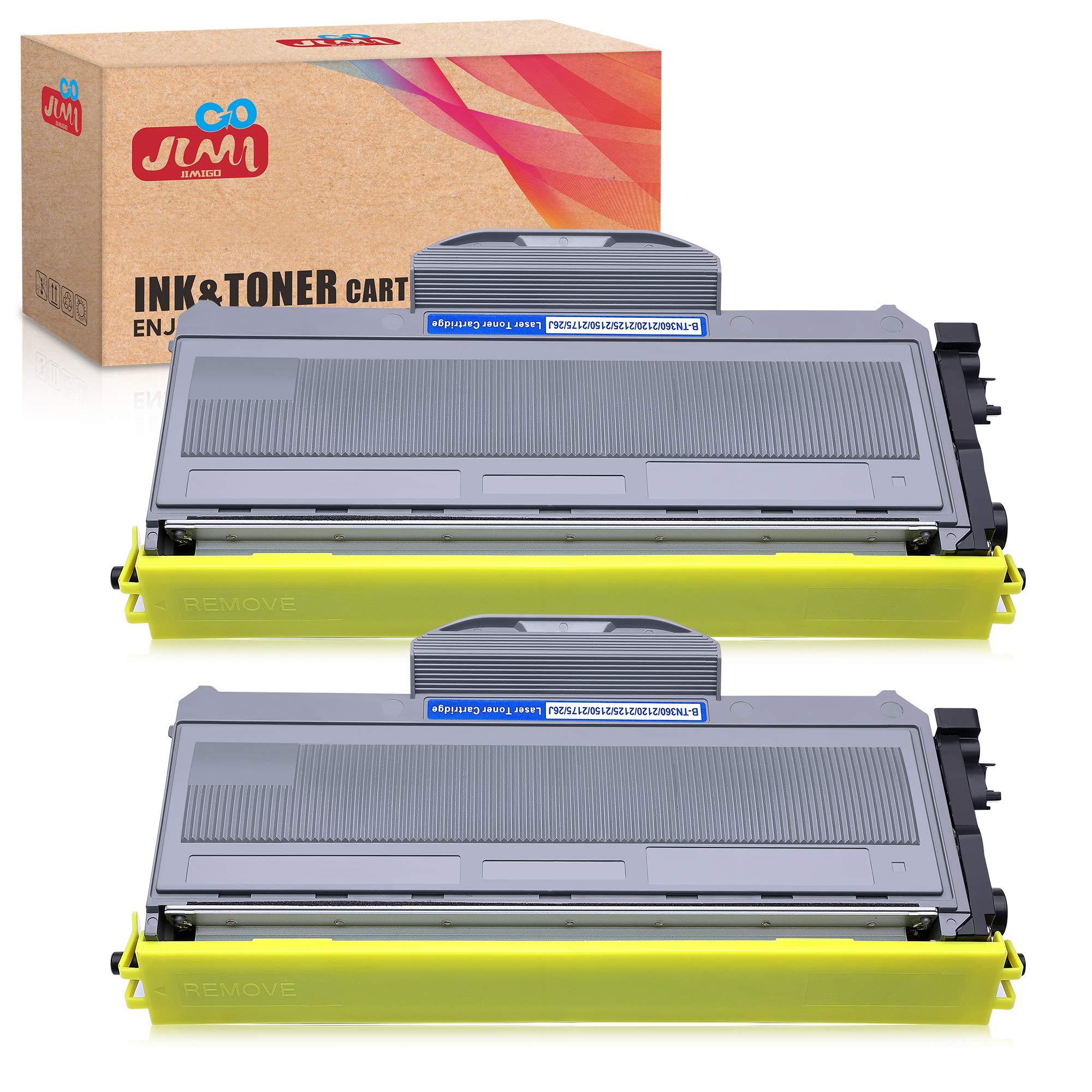 Toner Alternativo ( X2 ) Alta Capacidad Negro TN360 TN-360 TN360 TN-360 TN330 TN-330 HL-2170W HL-2140 MFC-7840W MFC-7340