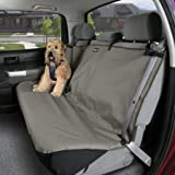 PetSafe Solvit Waterproof Pet Seat Cover- For Car, Truck, and SUV Use - Available in Hammock, Bucket and Bench Styles