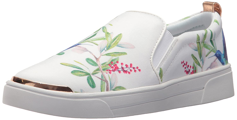 Ted Baker Women's Tancey Sneaker B074Q1KWBW 10.5 B(M) US High-rise Hummingbird