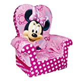 Amazon Price History for:Marshmallow Furniture Minnie's Bow-Tique High-Back Chair
