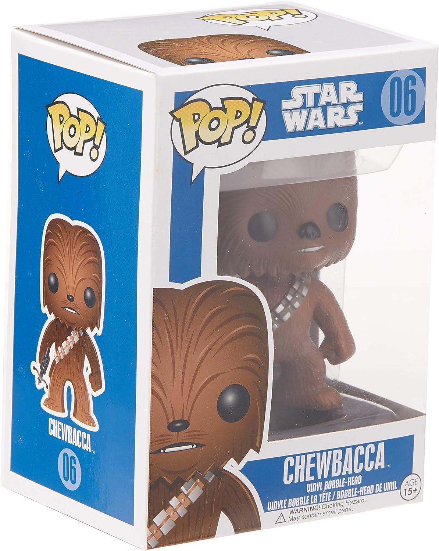 Funko 2324 Chewbacca Star Wars Pop Vinyl Multi