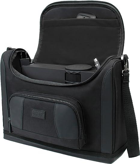 15/'/' Laptop Smart Android LED Projector Bag Carrying Case Travel Shoulder Bag US