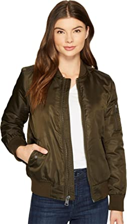Levi s Womens Flight Bomber at Amazon Women s Coats Shop 127a0aacf
